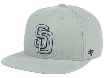 San Diego Padres '47 MLB No Shot Tonal '47 CAPTAIN Cap