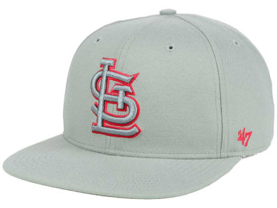 St. Louis Cardinals '47 MLB No Shot Tonal '47 CAPTAIN Cap