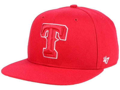 Texas Rangers '47 MLB No Shot Tonal '47 CAPTAIN Cap