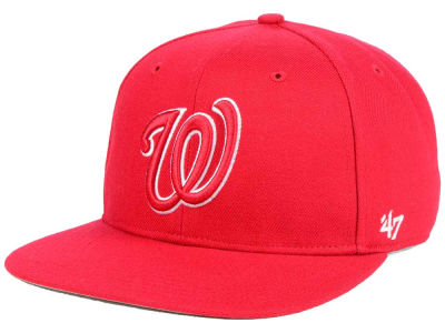 Washington Nationals '47 MLB No Shot Tonal '47 CAPTAIN Cap