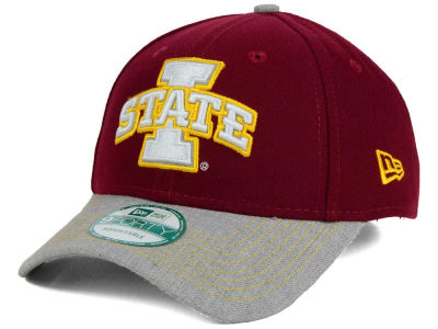 Iowa State Cyclones New Era NCAA Heathered 9FORTY Cap