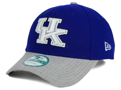 Kentucky Wildcats New Era NCAA Heathered 9FORTY Cap
