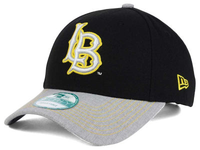 Long Beach State 49ers New Era NCAA Heathered 9FORTY Cap
