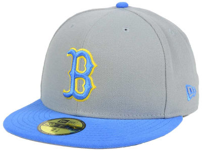 UCLA Bruins New Era NCAA Grayson 59FIFTY Cap