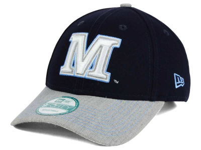 Maine Black Bears New Era NCAA Heathered 9FORTY Cap