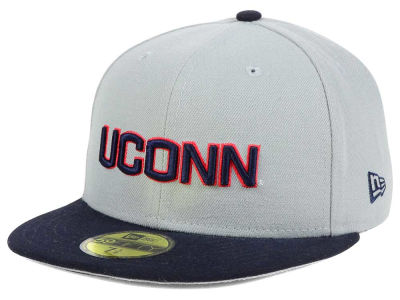 Connecticut Huskies New Era NCAA Grayson 59FIFTY Cap