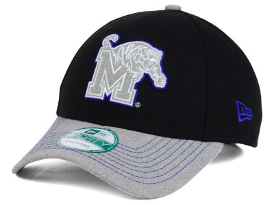 Memphis Tigers New Era NCAA Heathered 9FORTY Cap