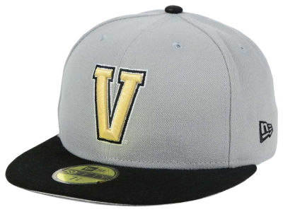 Vanderbilt Commodores New Era NCAA Grayson 59FIFTY Cap