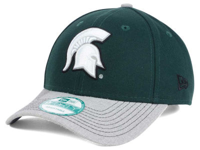 Michigan State Spartans New Era NCAA Heathered 9FORTY Cap