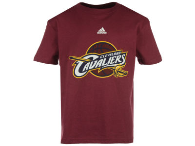 Cleveland Cavaliers NBA Kids Primary Logo T-Shirt