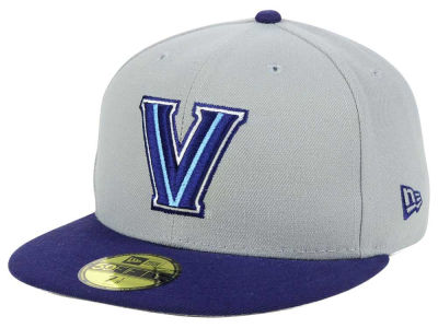 Villanova Wildcats New Era NCAA Grayson 59FIFTY Cap