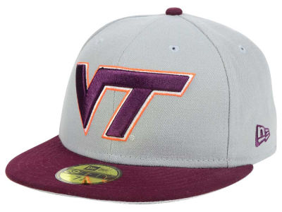 Virginia Tech Hokies New Era NCAA Grayson 59FIFTY Cap