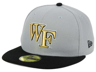 Wake Forest Demon Deacons New Era NCAA Grayson 59FIFTY Cap