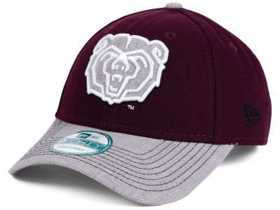 Missouri State Bears New Era NCAA Heathered 9FORTY Cap