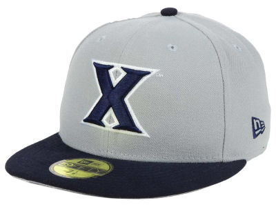 Xavier Musketeers New Era NCAA Grayson 59FIFTY Cap