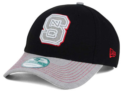 North Carolina State Wolfpack New Era NCAA Heathered 9FORTY Cap