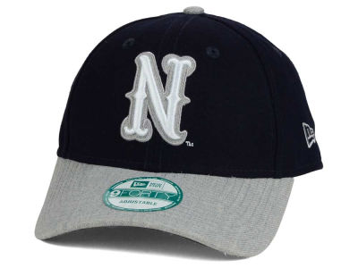 Nevada Wolf Pack New Era NCAA Heathered 9FORTY Cap