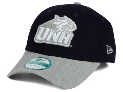 New Hampshire Wildcats New Era NCAA Heathered 9FORTY Cap