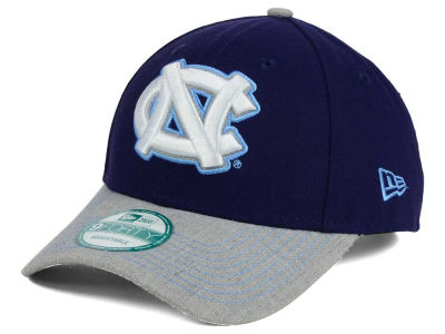 North Carolina Tar Heels New Era NCAA Heathered 9FORTY Cap