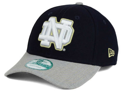 Notre Dame Fighting Irish New Era NCAA Heathered 9FORTY Cap