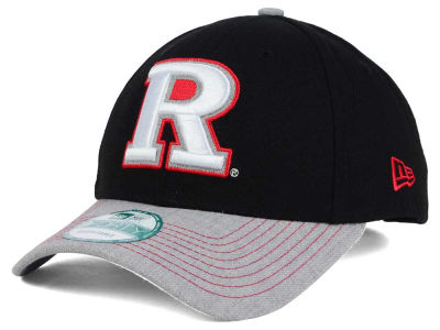 Rutgers Scarlet Knights New Era NCAA Heathered 9FORTY Cap