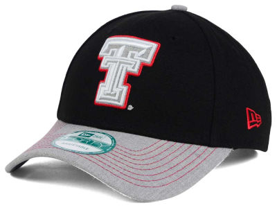 Texas Tech Red Raiders New Era NCAA Heathered 9FORTY Cap