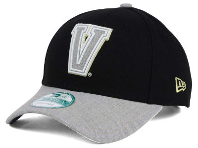 Vanderbilt Commodores New Era NCAA Heathered 9FORTY Cap