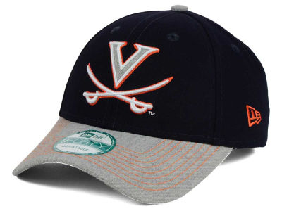 Virginia Cavaliers New Era NCAA Heathered 9FORTY Cap