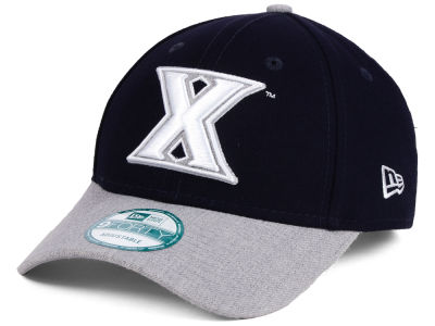 Xavier Musketeers New Era NCAA Heathered 9FORTY Cap