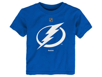 Tampa Bay Lightning NHL Toddler Primary Logo T-Shirt