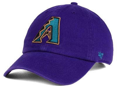 Arizona Diamondbacks '47 MLB Cooperstown 47' CLEAN UP Cap
