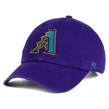 Arizona Diamondbacks '47 MLB Cooperstown '47 CLEAN UP Cap