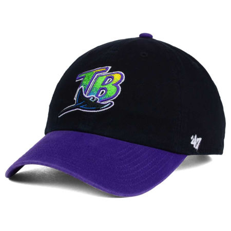 Tampa Bay Rays '47 MLB Cooperstown '47 CLEAN UP Cap
