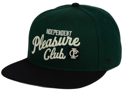 New Jersey Independent Pleasure Club '47 Black Fives Team '47 CAPTAIN Cap