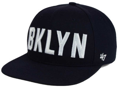 Brooklyn Smart Set Athletic Club '47 Black Fives Team '47 CAPTAIN Cap