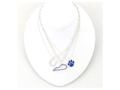 Kentucky Wildcats State Trio Necklace