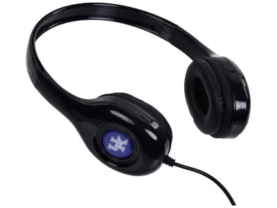 Kentucky Wildcats Over Ear Headphones