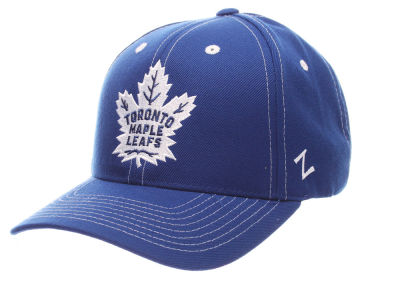 Toronto Maple Leafs Zephyr NHL Staple Adjustable Hat