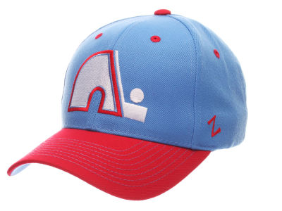 Quebec Nordiques Zephyr NHL Staple Adjustable Hat