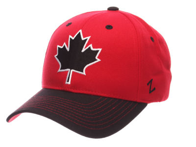 Canada Hockey Zephyr NHL Staple Adjustable Hat