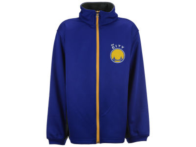 Golden State Warriors NBA Youth Panel Track Jacket