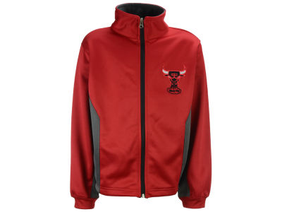 Chicago Bulls NBA Youth Panel Track Jacket