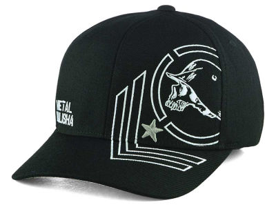 Metal Mulisha Silent Curved Flex Cap