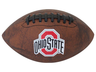 Ohio State Buckeyes  Vintage Mini Football