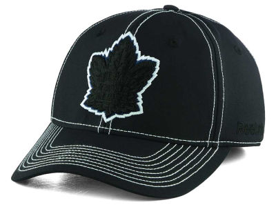 Toronto Maple Leafs Reebok NHL Structured Flex Cap