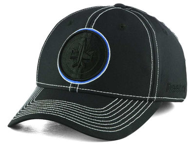 Winnipeg Jets Reebok NHL Structured Flex Cap