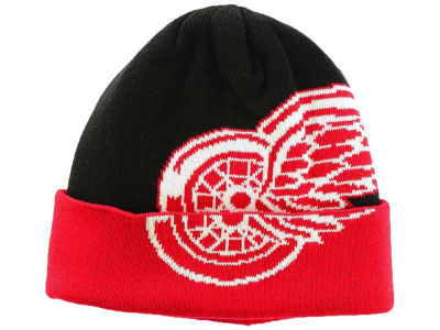 Detroit Red Wings Reebok NHL Cuffed Beanie