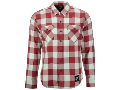 Arizona Cardinals NFL Plaid Barstow Western Top