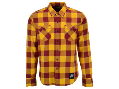Washington Redskins NFL Plaid Barstow Western Top