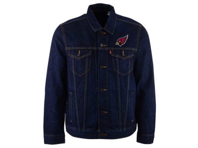 Arizona Cardinals NFL Trucker Jacket